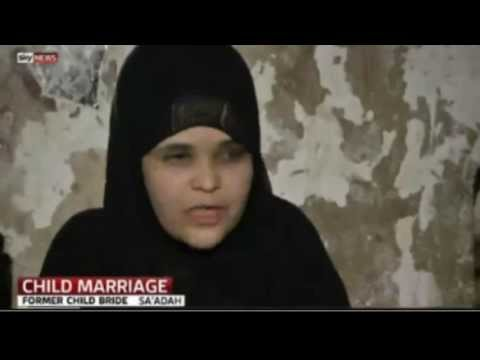 Child Marriage 'Cover Up' In Yemen