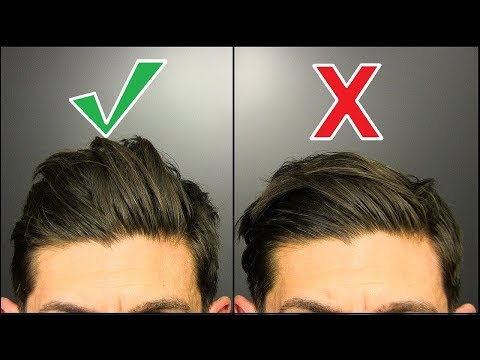 6 Simple Things ANY Guy Can Do For A BETTER Hairstyle!