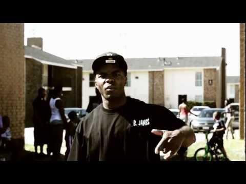 B. James - Dopeman Music [Official Music Video]
