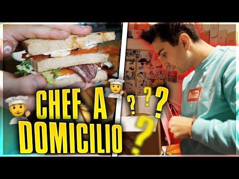 Consegna a DOMICILIO per ANIMA - Club Sandwich /#Mettiilturbo