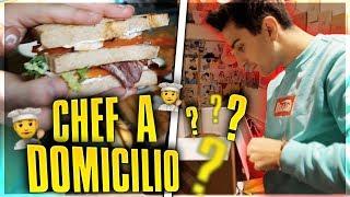 Consegna a DOMICILIO per ANIMA - Club Sandwich /#Mettiilturbo thumbnail