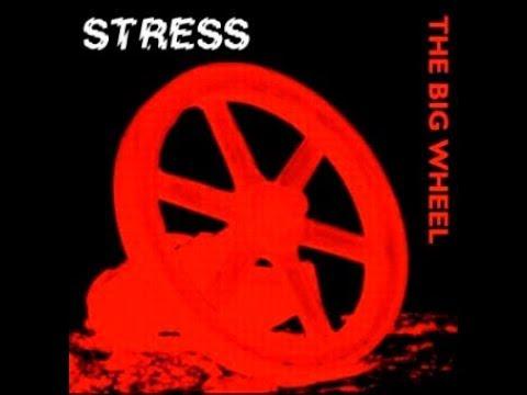 Stress  - The Big Wheel - Full Album