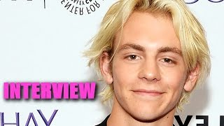 'Teen Beach 2' Ross Lynch Talks Kissing Maia Mitchell