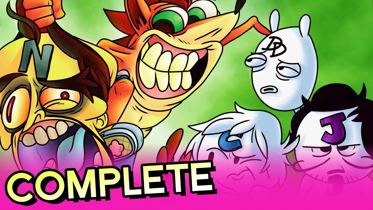 Download Oney Plays Crash Twinsanity  (Complete Series)
