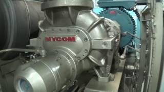 MYCOM холодильная установка обзор от машиниста холодильных установок