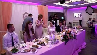 Песня от мамы на свадьбе дочери