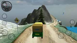 Mountain Auto Tuk Tuk Rickshaw - Gameplay Trailer
