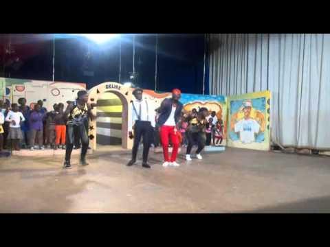 Lucky +2 featuring Ghislain dimai et Moustik le karismatik