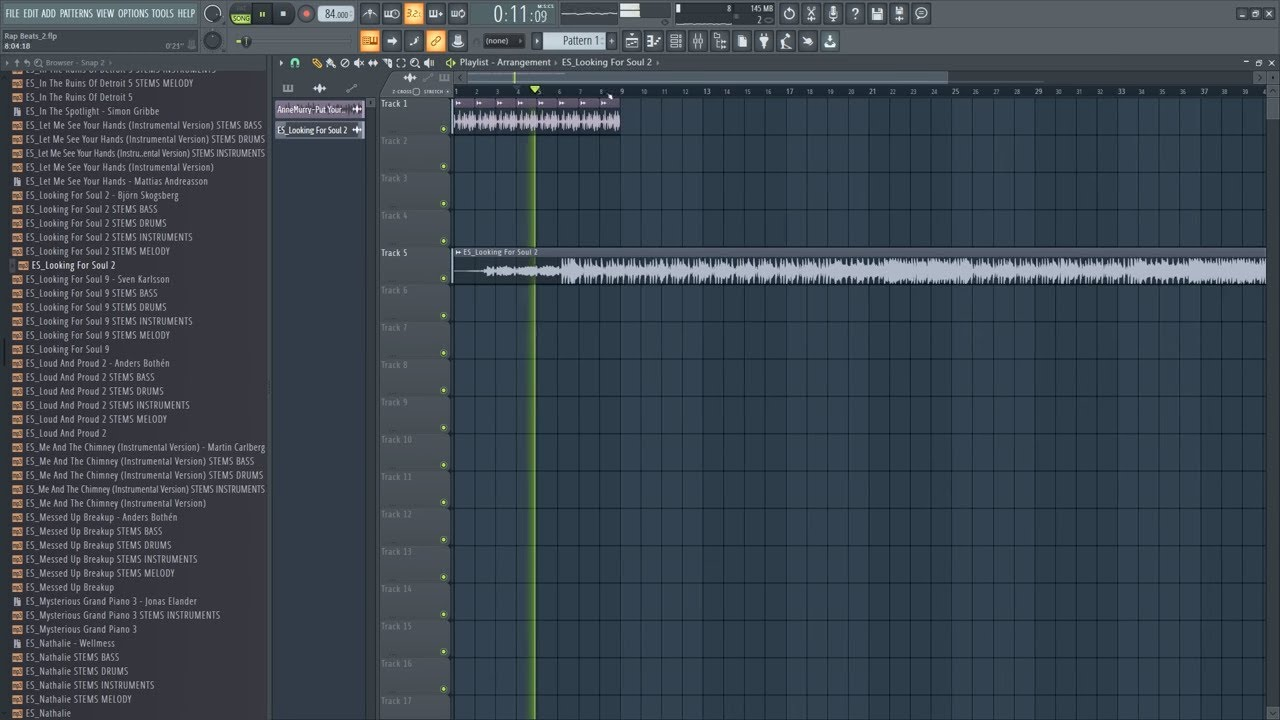 Rap Beats Are Simple to Make in FL Studio 20