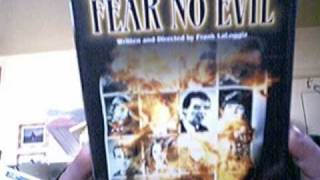 DVD UPDATE - F IS FOR FEAR, FLESH & FRANKENSTEIN Volume 1
