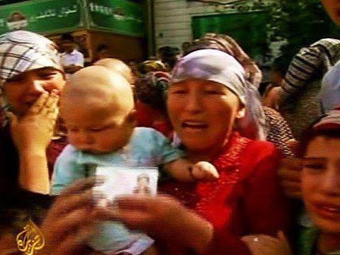 GLOBAL PULSE: Uighurs vs Han: China's West Side Story