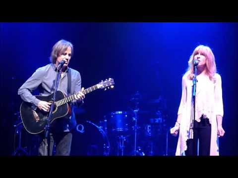Jackson Browne & Teresa Williams