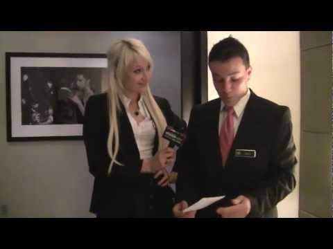 Hazelton Hotel Concierge: Vitaminwater Behind The Scenes