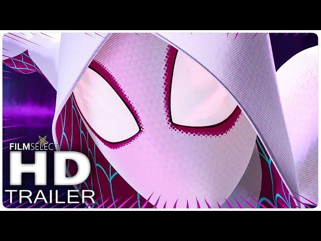 Día 17 Una Película De Supérheroes Spider Man Un Nuevo Universo Música En El Desayuno