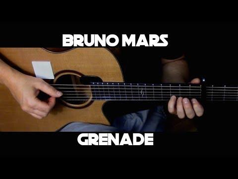 Bruno Mars - Grenade - Fingerstyle Guitar