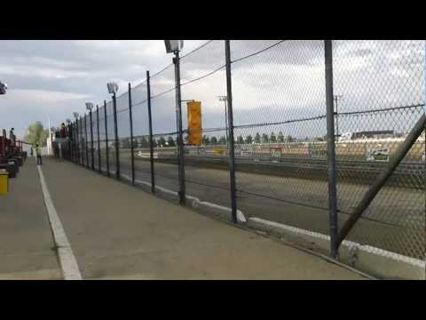 8/11/12 Dwarf Heat El Paso County Speedway