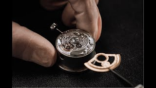 Gerald Charles Swiss - Craftsmanship: in the Atelier