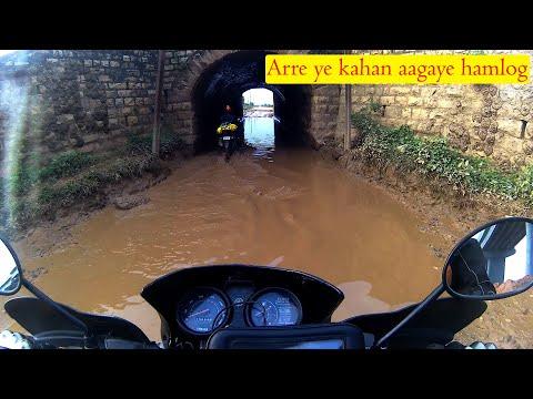 Google Map Ne Ye Kaha Le Aya | India Nepal Motorcycle Expedition | Kolkata To Muzaffarpur | Ep 1