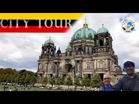 WORLD RIDE 2017 || EP 60 || CITY TOUR   Berlin & Dresden,GERMANY
