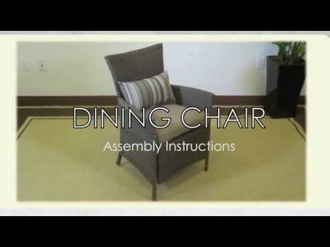 Home Depot Tacana Dining Chair