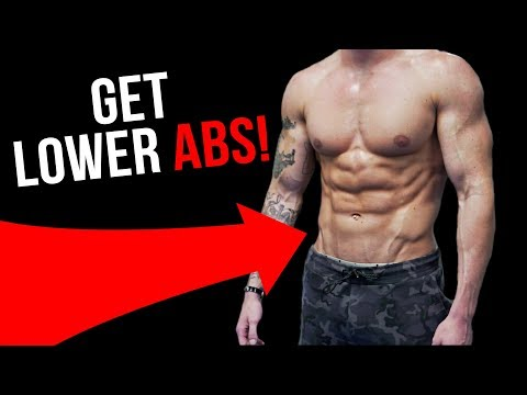 5 Awesome Lower Ab Exercises (FIX YOUR FORM!)