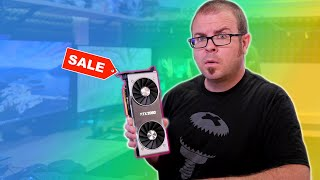 Will There Be an RTX 2080 Ti Sale when RTX 3080 Ti Launches? - Probing Paul #48
