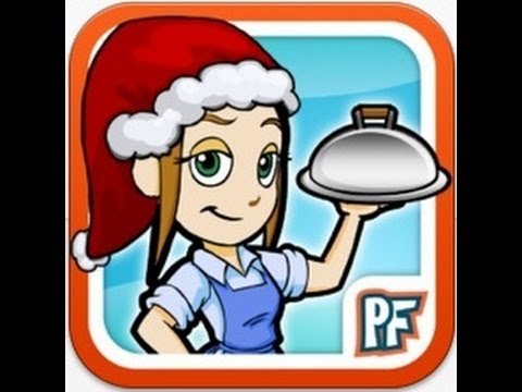 Diner Dash IPhone App Review - CrazyMikesapps