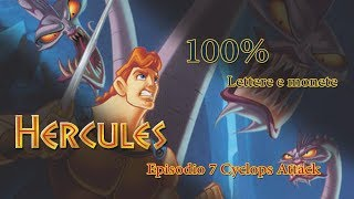 "Hercules - Guida completa al 99+1% - Episodio 7 ""Cyclops Attack"""