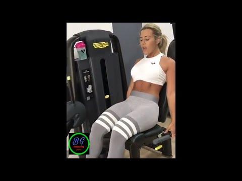 "Full Leg Workout for MASS! By""BodyBuilding Guru"""