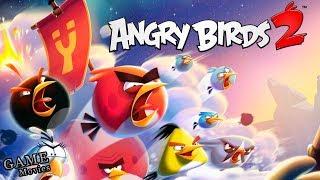 Angry Birds ПРОТИВ Свиней! Приключения ЗЛЫХ птичек в игре Энгри Бердс