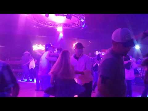 Dancing at the Silver Saloon in Terrell Texas