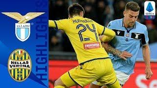 Lazio 0-0 hellas verona | stalemate as luis alberto hits the post twice! serie a tim