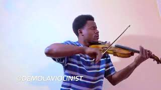 AJE   ALIKIBA  VIOLIN COVER  DEMOLA