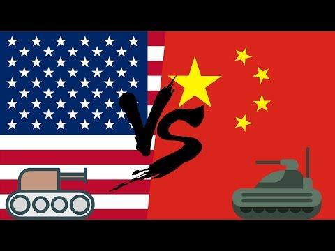 США VS Китай | Противостояние - Видео онлайн
