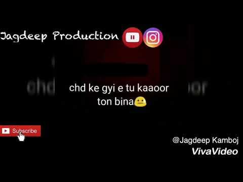 Osm punjabi lyrics Part 3rd | Beautiful Lines |Latest Punjabi lines 2018 | Jagdeep Production |