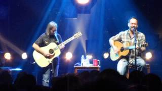 Dave Matthews and Tim Reynolds - The Space Between @ Saenger Theatre, New Orleans 1.16.2014