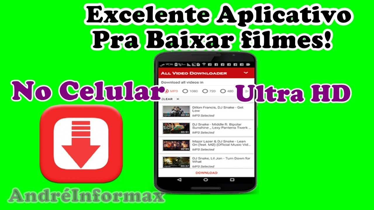 download de videos do youtube gratis no celular
