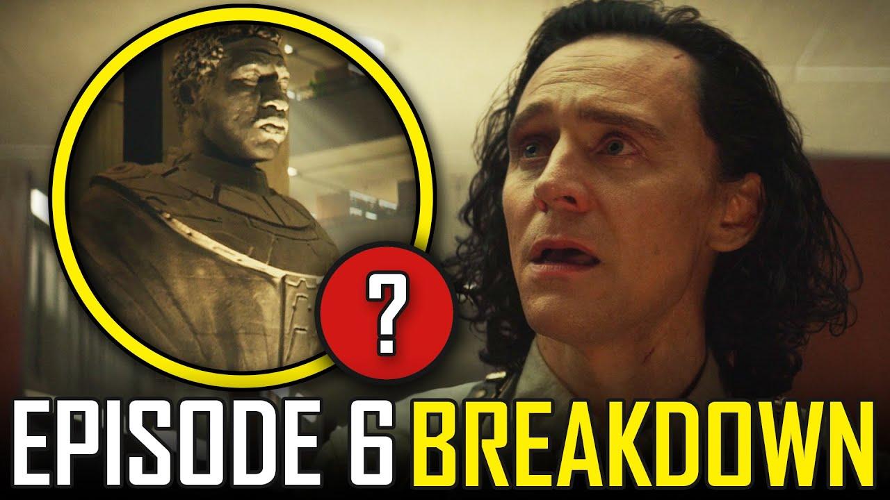 Download LOKI Episode 6 Breakdown & Ending Explained Spoiler Review | MCU Easter Eggs & Season 2 Theories
