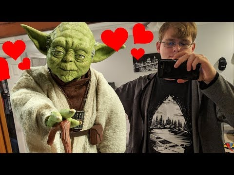 a date with yoda