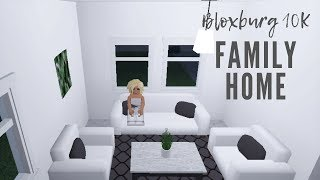 Casa da família 10K--Roblox Bloxburg