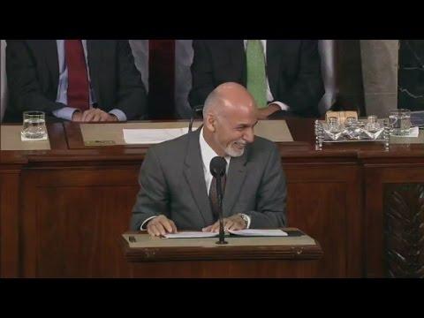 Ghani: We owe U.S. fallen soldiers a 'profound debt...