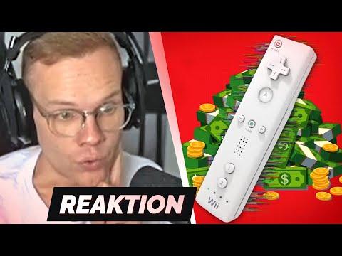 Nostalgie pur! 😲 Der Erfolg der Wii 💰   Reaktion