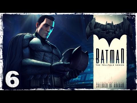 Смотреть прохождение игры Batman: The Telltale Series. #6: Драка в баре.