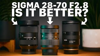 Which Lens Is BEST For YOU? Sigma 28-70 F2.8 Vs. Sigma 24-70 Vs. Tamron 28-75.