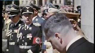 München 1939 unkommentiert & in Farbe Zeitgeschichte live