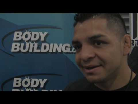 Interview with WEC fighter Leonard Garcia