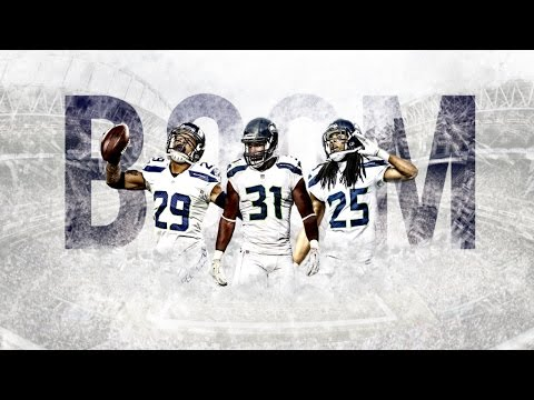 Seattle Seahawks | Legion of Boom Highlights | LOB