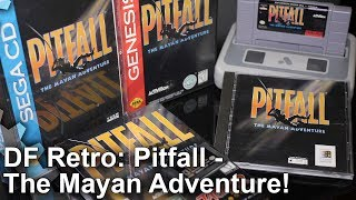 DF Retro: Pitfall - The Mayan Adventure - A Truly Special 16-bit Platformer!