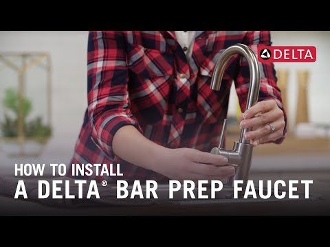 how-to-install-a-delta®-bar-prep-faucet