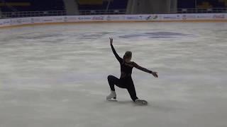 Дарья Сиротина ЧРК 2016, ПП, 5 лет на льду